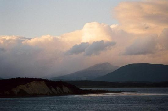 Canal Beagle: The beautifully calm Beagle Channel  Thank you for coming on my trip with me!
