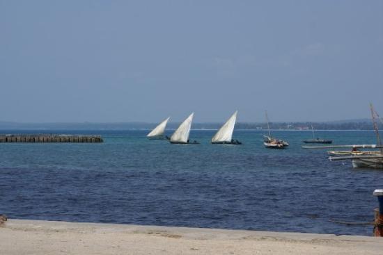 Steinbyen på Zanzibar, Tanzania: On the exotic island of Zanzibar
