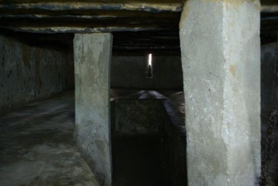 Steinbyen på Zanzibar, Tanzania: Slave cell at the Slave Market