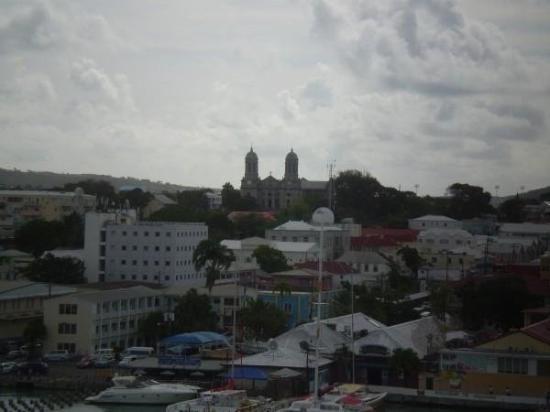 St. John's, Antigua: Antigua, Caribbean