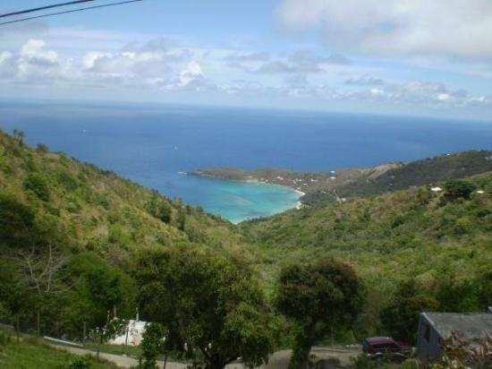 Bilde fra Tortola