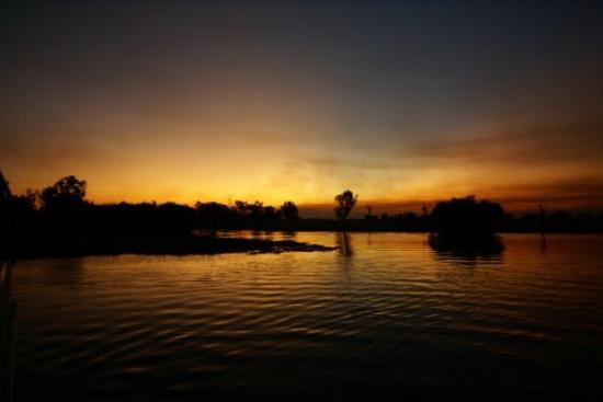 Park Narodowy Kakadu, Australia: Sunset - Yellow Waters
