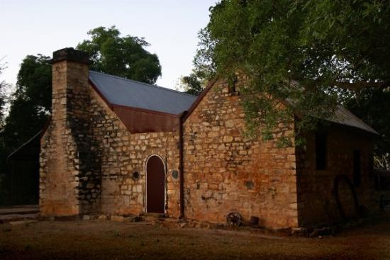 Katherine, Australia: Springvale Homestead