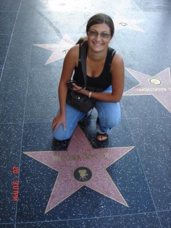 Bilde fra Hollywood Walk of Fame