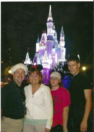Magic Kingdom: Thanksgiving at Disney.