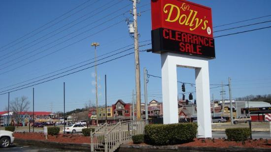 Sevierville, TN: DOLLY'S PIGEON FORGE
