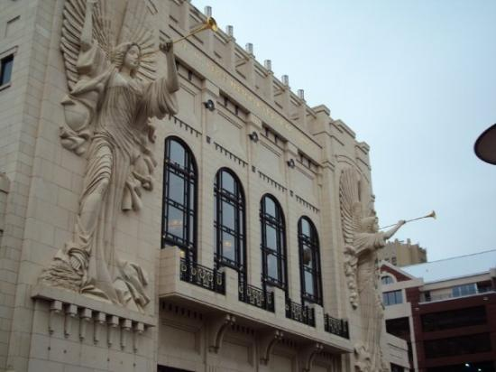 Fort Worth, TX: Opera bldg.