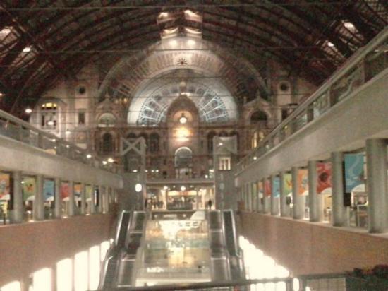 Bilde fra Antwerpen