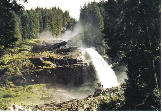 Krimml Falls (Krimmler Wasserfalle): Krimml Falls