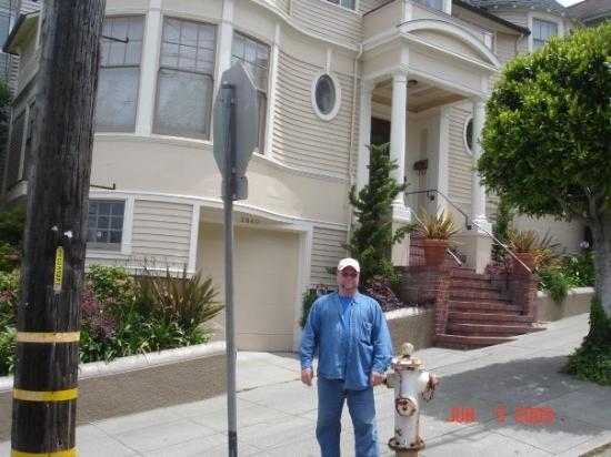 San Francisco Movie Tours: MOVIE SET