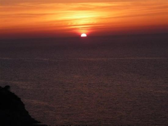 Ponza Island afbeelding