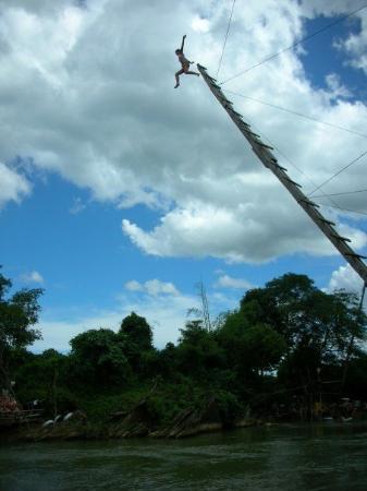 Vang Vieng, Laos: Shoulda been meeeee....