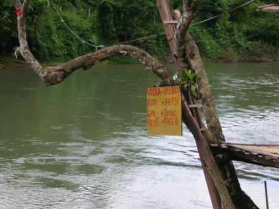 Vang Vieng, Laos: drinking suggestions