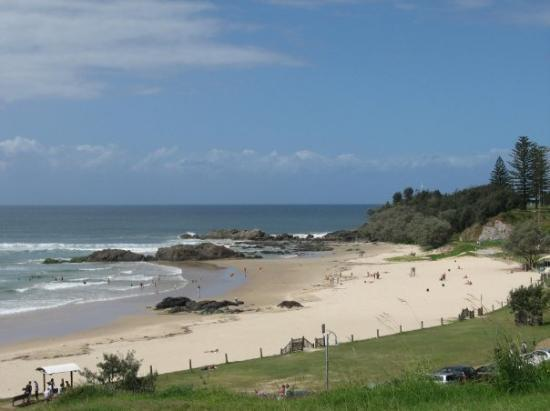 Byron Bay, Australia: Beach at Port M