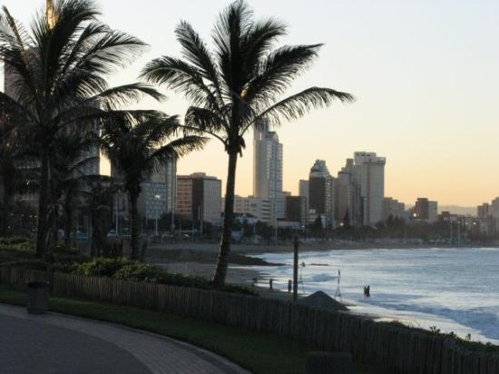 Bilde fra Durban