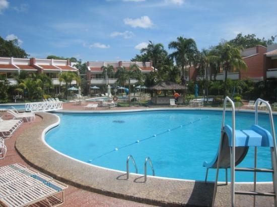 Santa Cruz, Bolivia: Hotel Los Tajibos