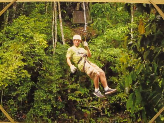 Montego Bay, Jamaica: Canopy Zipline