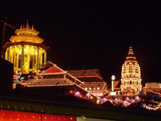 Night At Kek Lok Si Temple Picture Of Kek Lok Si Temple