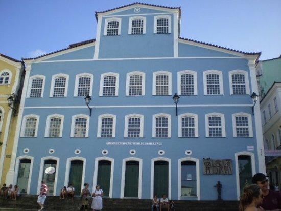 Fundação Casa de Jorge Amado : Casa-museu de Jorge Amado e sua amada