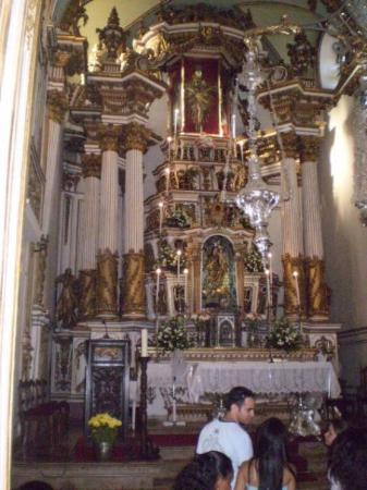Salvador, BA: Interior da Igreja do Bonfim