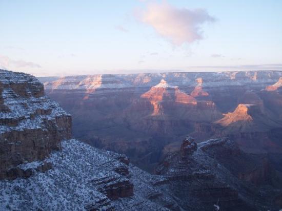 Bilde fra Grand Canyon South Rim