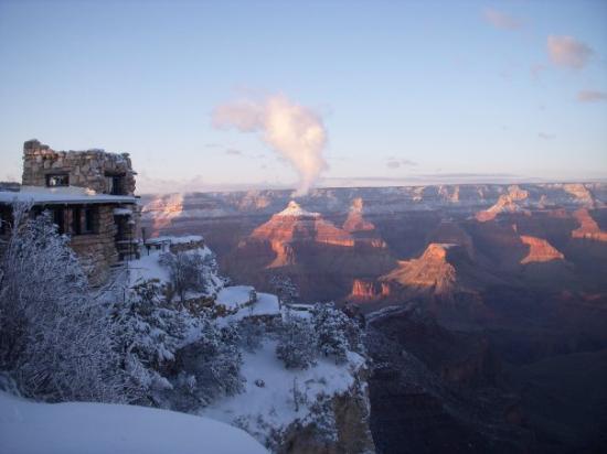 Grand Canyon South Rim: Sunset