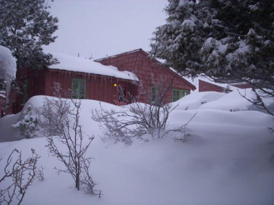 Bilde fra Bright Angel Lodge