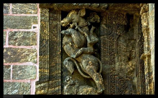 Konark, India: Postures and positions...just in case you need a visual :D
