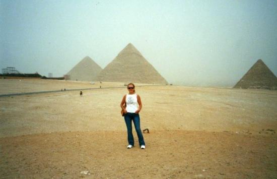Kheopspyramiden: Cairo
