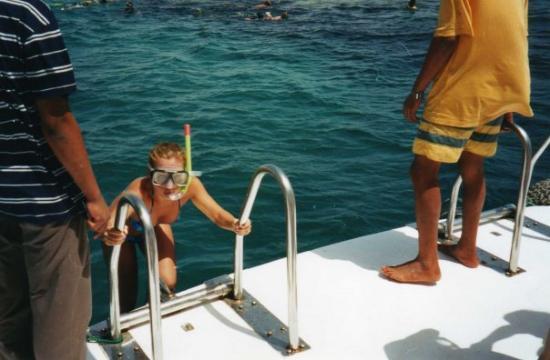 Na'ama Bay: red sea