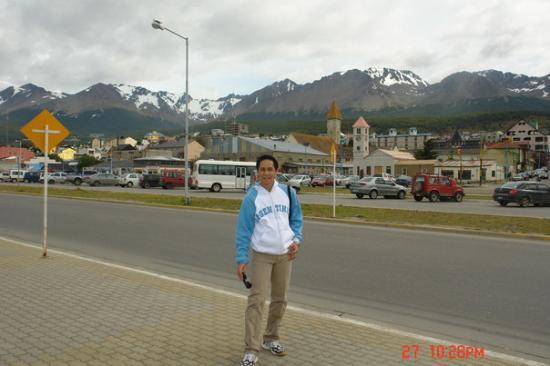 Bilde fra Ushuaia