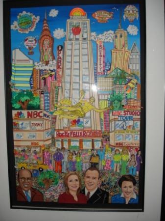 Bilde fra The Shop at NBC Studios