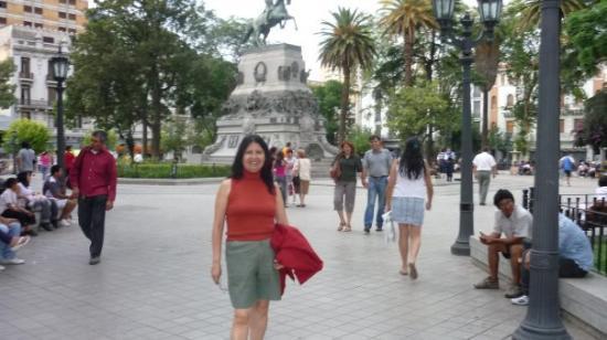 Cordoba, Argentina: Plaza San Martín