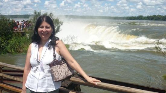 Foz do Iguacu: Cataratas lado argentino (boca del diablo)