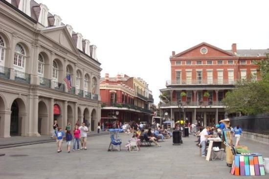 Bilde fra French Quarter