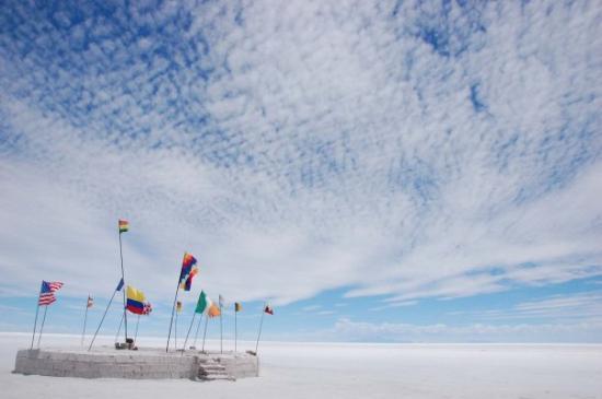 Uyuni, Bolivia: ウユニ塩湖ってこれ