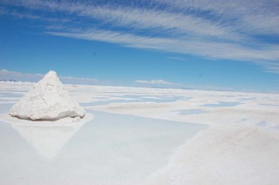 Uyuni, Bolivia: ウユニ塩湖