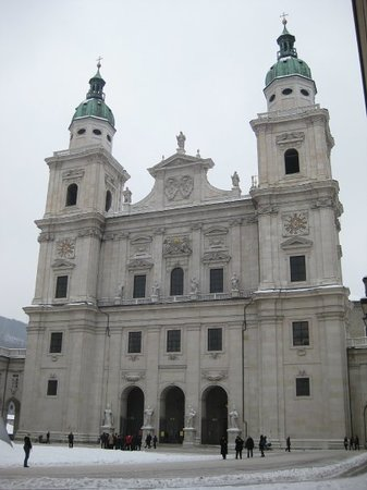 萨尔茨堡大教堂(Dom)