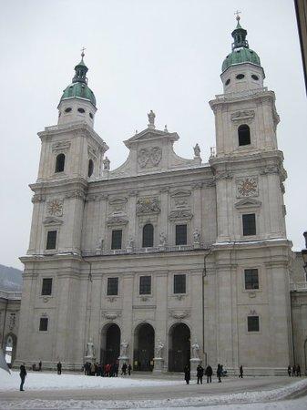 Salzburgs domkyrka