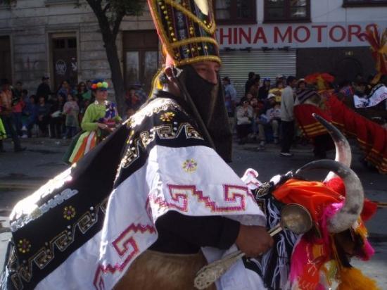 La Paz, Bolivia: おもそう