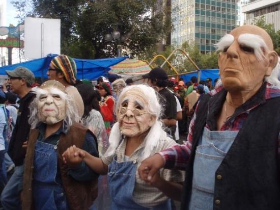La Paz, Bolivia: じっさんばっさん