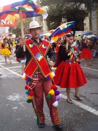 Bilde fra La Paz