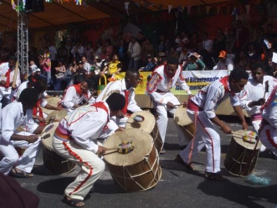La Paz, Bolivia: アフロボリビアン