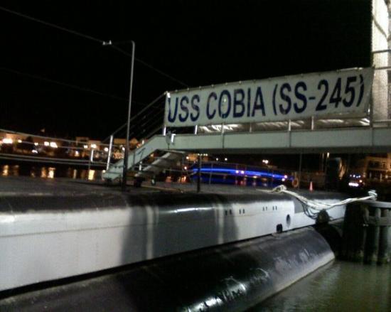 Manitowoc, WI: USS Cobia Submarine