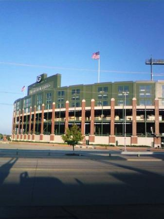 Green Bay, WI: Greenbay Packers Stadium