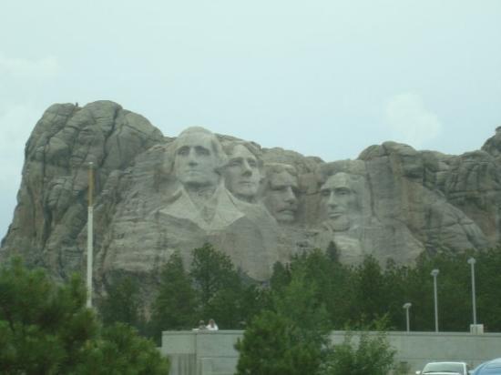 Keystone, SD: Mount Rushmore