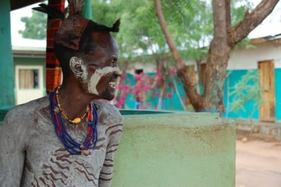 Turmi, Etiopia: Galbe tribe