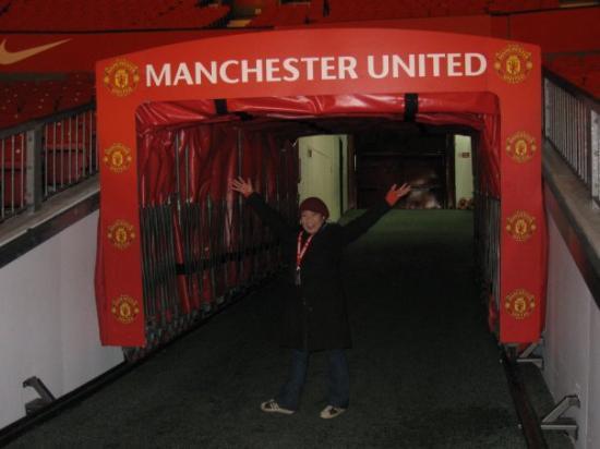 Bilde fra Manchester