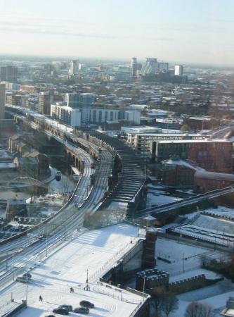 Manchester, UK: Cloud 23 View #1