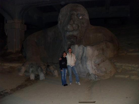 Alicia and Steve and the Fremont Troll